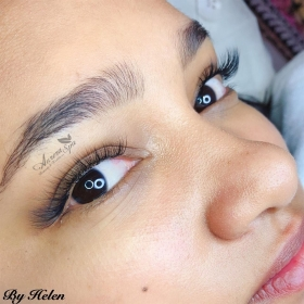 eyelash tinting | aurora spa