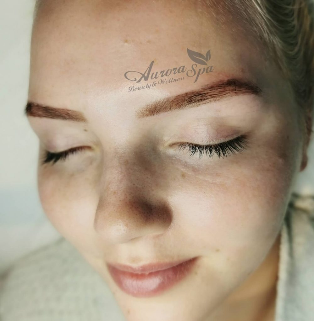 Henna Spa Brow Design & Tint